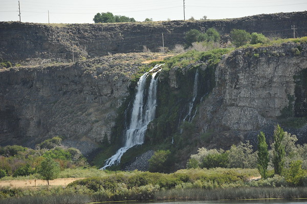 Salmon Falls and Thousand Springs Area - Hagerman, Idaho