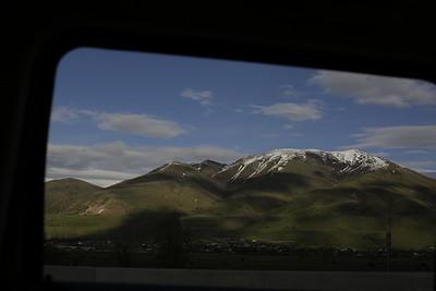 Idaho Trip to see Bastille 2017