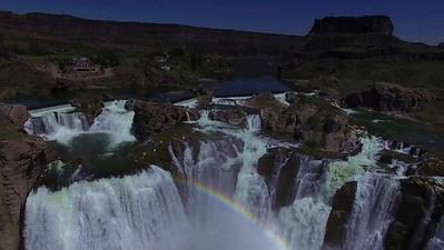 2 Rainbow at Shoshone Falls 3