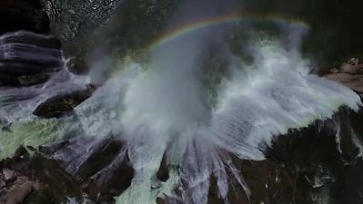 4 Rainbow at Shoshone Falls