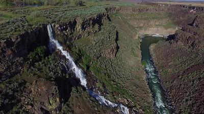5 Waterfall in Malad Gorge