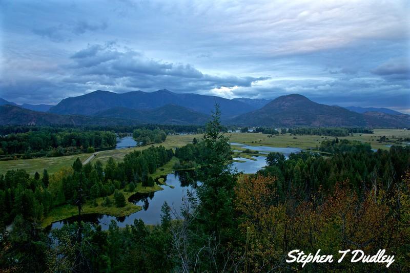 Clark Fork overlook #2
