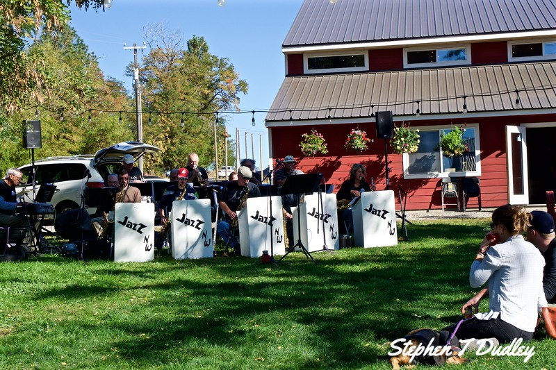 Big Barn, jazz band