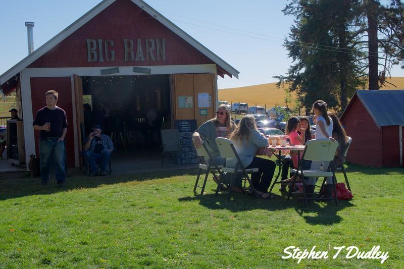 Big Barn micro brewery