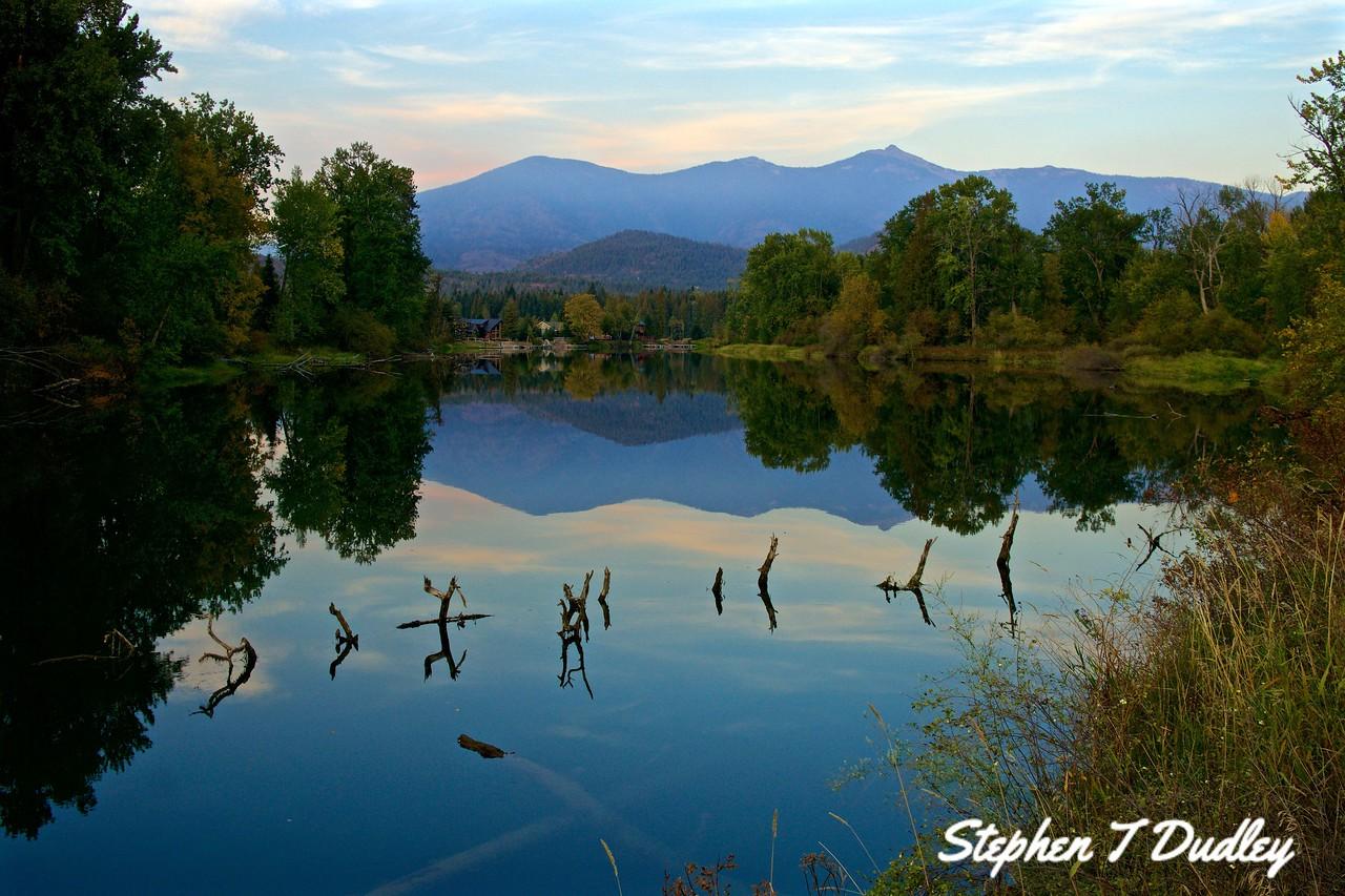 Reflections, Clark Fork