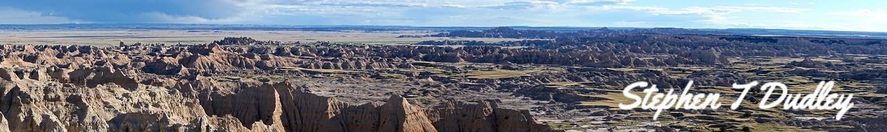 Badlands Panorama 2