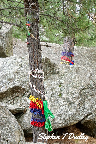 Indian Prayer Beads, Devil's Tower