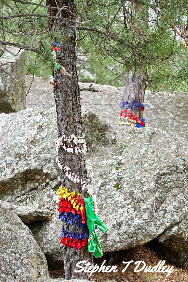 Indian Prayer Beads, Devil's Tower