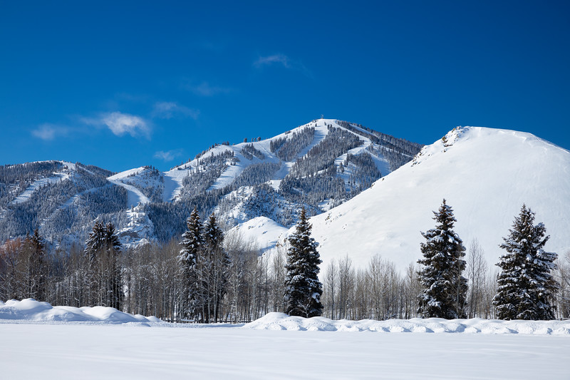 Baldy in Winter