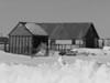 Farm outbuildings near Ririe, Idaho