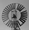 Large windmill in Ammon, Idaho