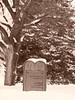 Ten Commandment Monument on Greenbelt 2.08