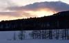 Island Park, ID sunset 3.08
