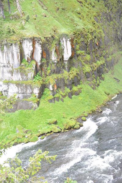 Mesa Falls, near Ashton, Idaho. 6.09