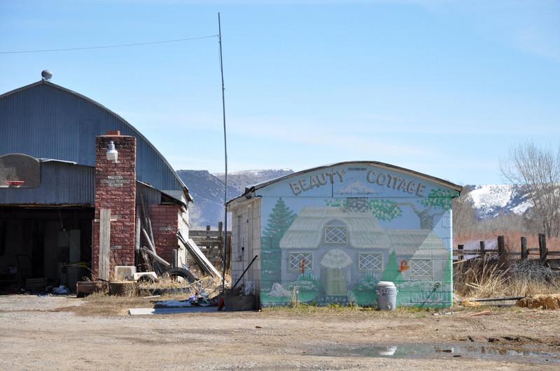 Beauty Cottage, near Ririe, Idaho. 4.09