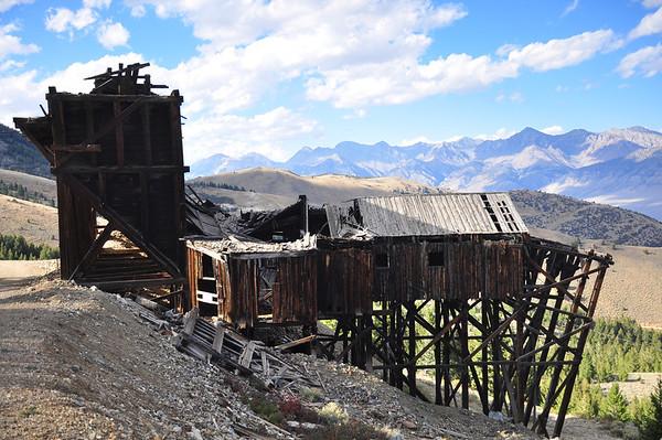 Mackay Idaho Mine Tour