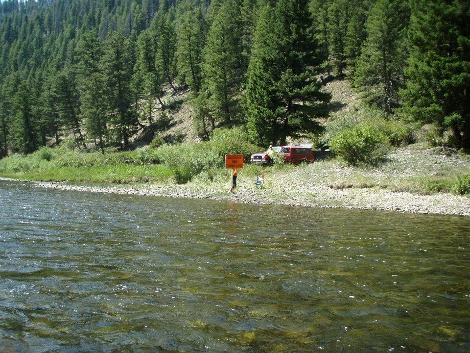 Salmon River. 8.13