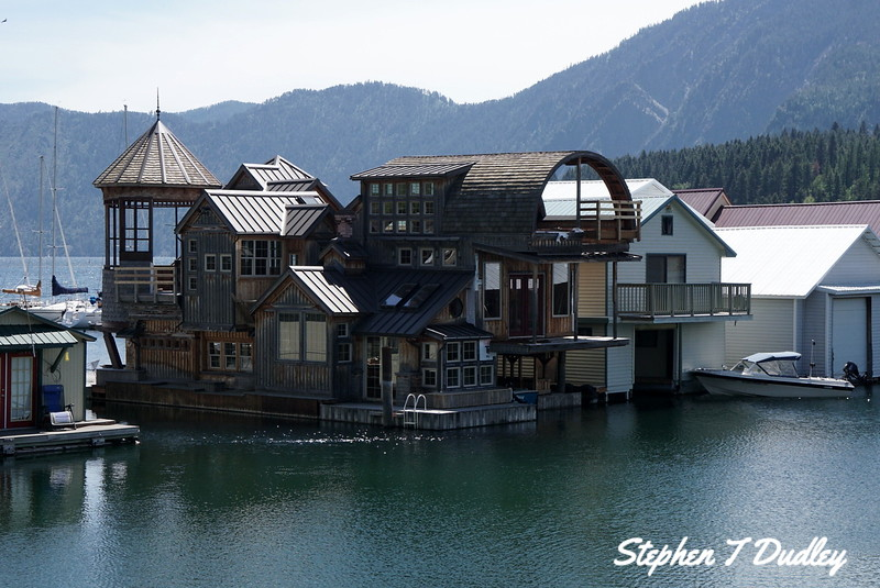 Houseboat, Scenic Bay