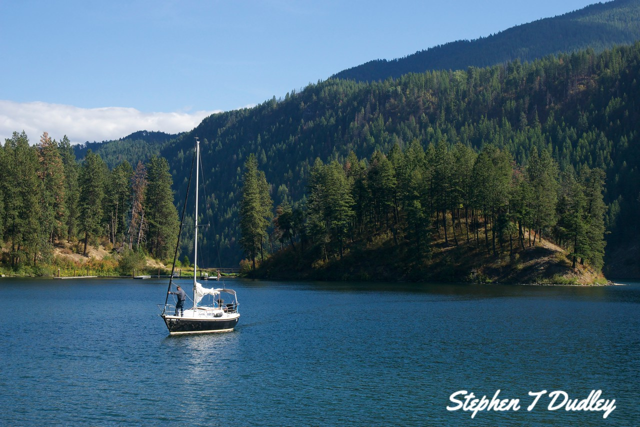 Buttonhook Bay, Lake Pend Oreille