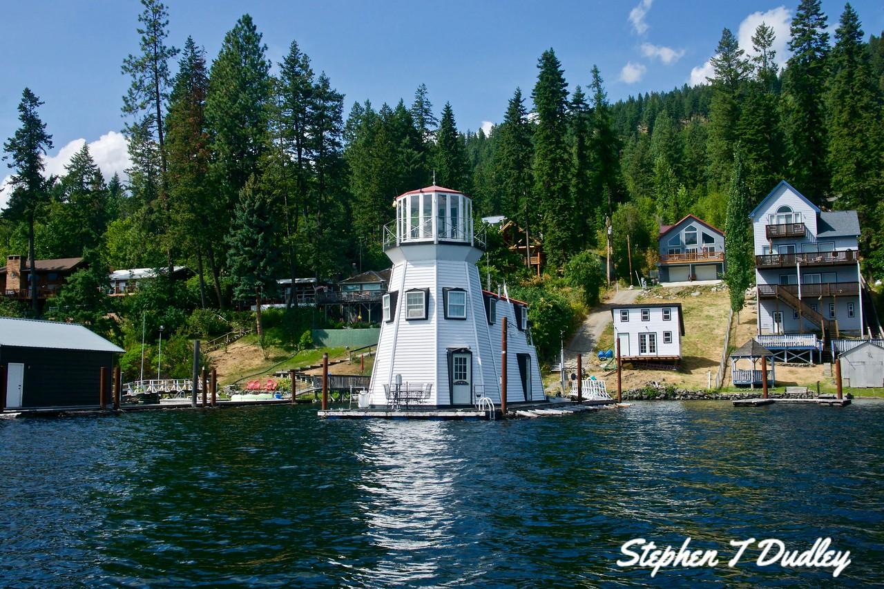Lighthouse-Boathouse, Bayview
