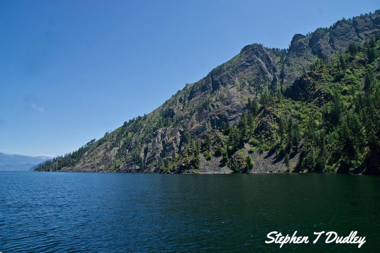 Lake Pend Orielle, NE of Granite Pt