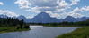 River view of Tetons