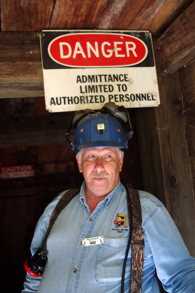 All guides are ex-miners and have a wealth of stories and knowledge on mining operations - the staple of Wallace at the turn-of-the-century.
