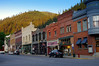 Historic Wallace, Idaho captures the flavor and essence of a boom town in the Old West.  It's almost as if you are stepping back in time.