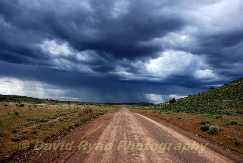 Owyhee County, Mud Flat Road