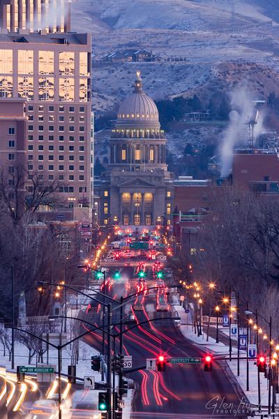 Idaho State Capital