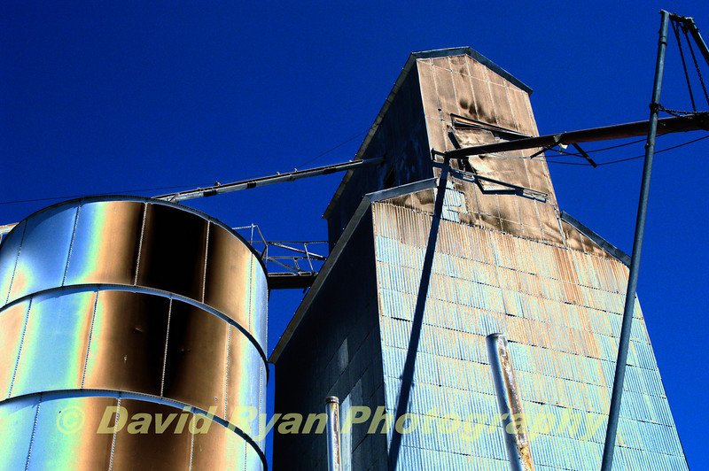 Camas County, Grain Silo and Elevator