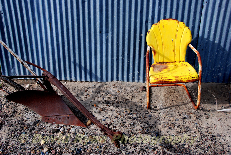 Owyhee County, Plow and chair