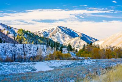 Bald Mountain / Ketchum, Idaho