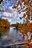 Boise River in Fall