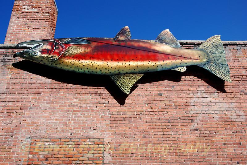 Big Salmon on Reef Restaurant