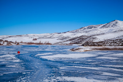 Devil Creek Reservoir, Idaho