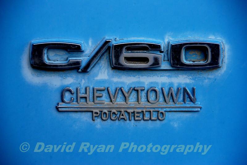 Owyhee County, Chevytown