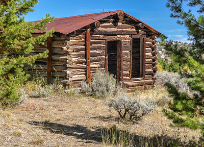 Idaho/Montana/Wyoming Ghost Towns-Mining Sites