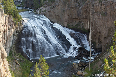 Gibbon Falls, Yellowstone