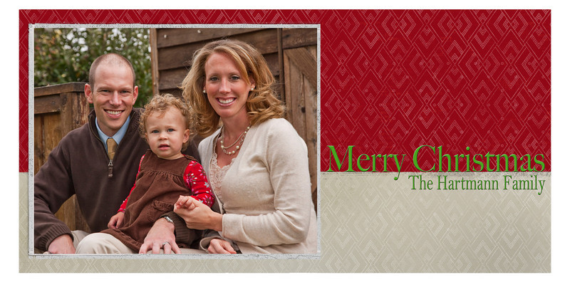 Ideal Christmas Card Examples
