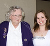 Grandma Morgan with her granddaughter Jessica Nadine