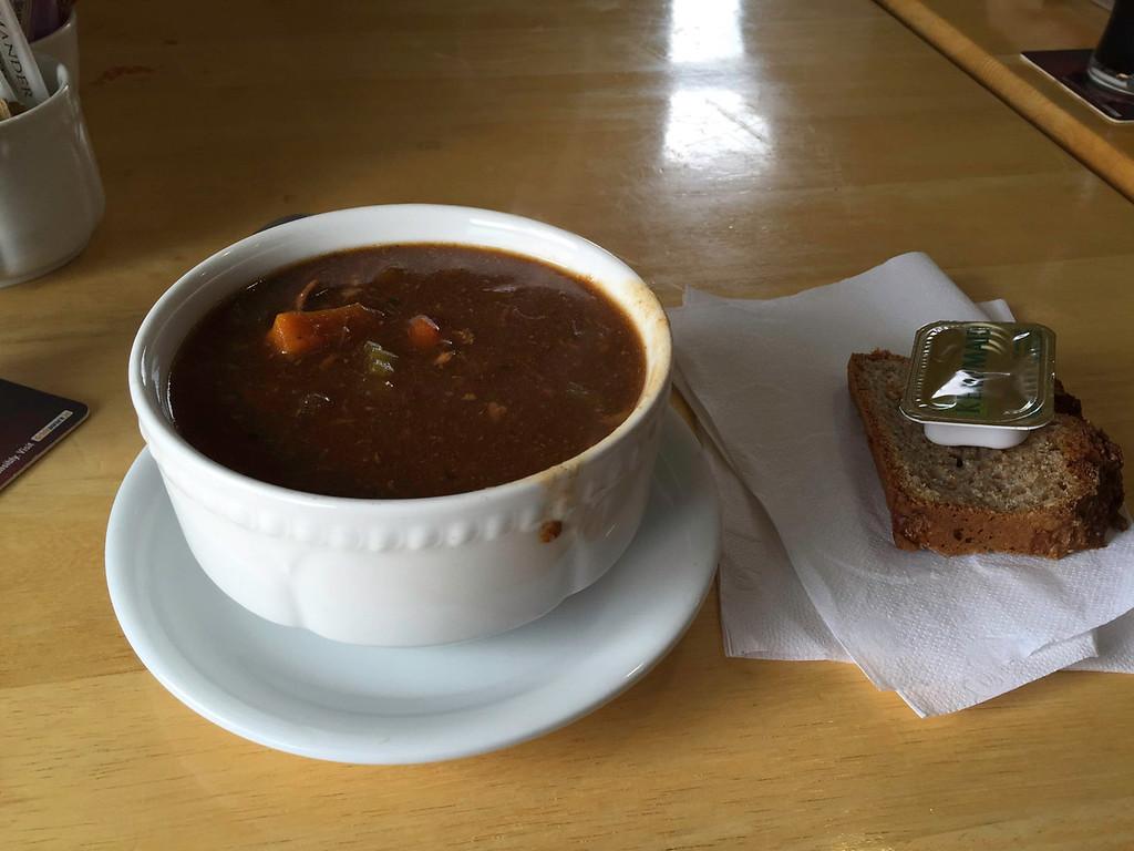 and some Irish stew.