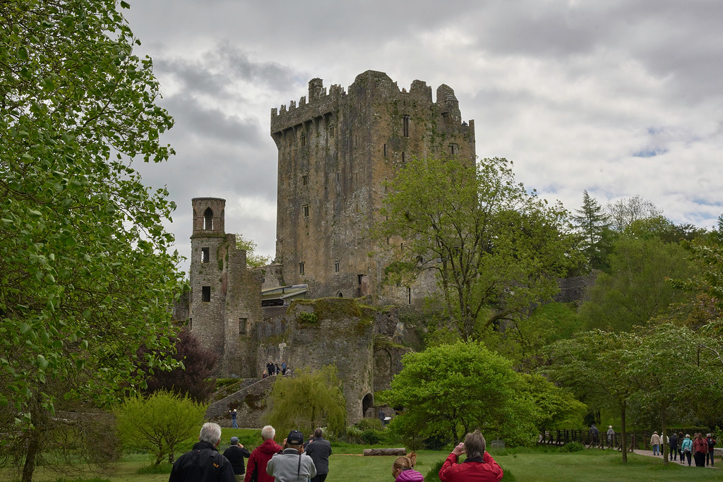 Blarney Castle is, of course, best know as the place to kiss the Blarney stone but it is also a lovely park.  The gardens are wonderful.<br /> <br /> The castle keep is a very old structure, dating before 1200.  Around 1210, the initial wooden building was replaced with a stone fortification and the castle was rebuilt again in 1446.