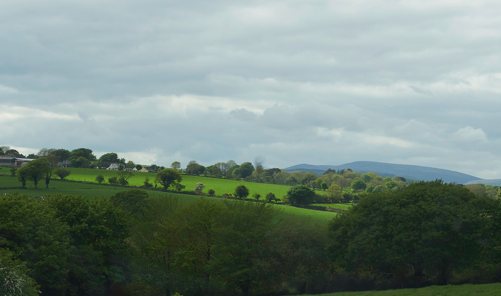 Back on the road and off to Kenmare.  The countryside is beautiful.