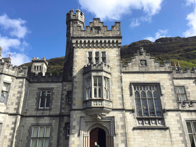 Everything about Kylemore Abbey was incredible.