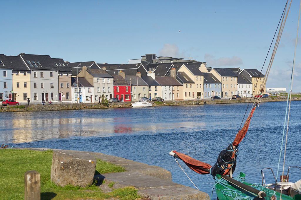 One of the iconic photos of Galway.