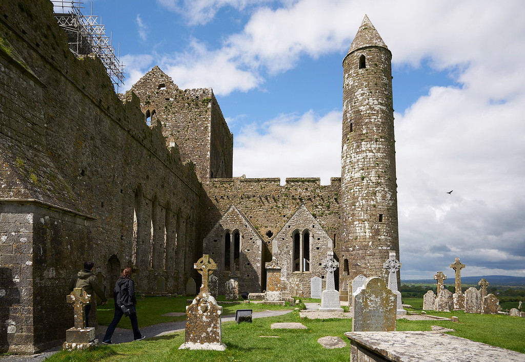 In addition to being the first stop on our journey through Ireland, the Rock of Cashel is an amazing site.  It is hard to appreciate that construction of the cathedral began in 1107.  <br /> <br /> In the year 445, when St. Patrick visited the Rock, the site was already the seat of power for the Kings of Munster and had been for hundreds of years.  Cashel was a fascinating introduction to Ireland's deep history.