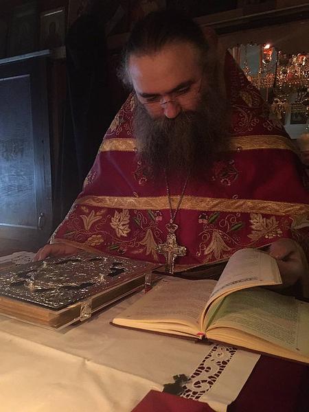 Γέρων Βαρθολομαίος Εσφιγμενίτης