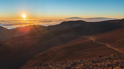Sunrise Trail in Maui