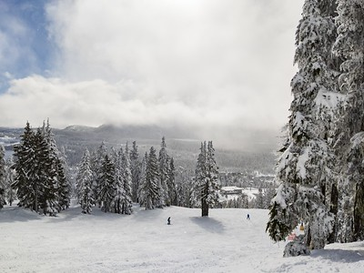 Another beautiful day on Mt Washington